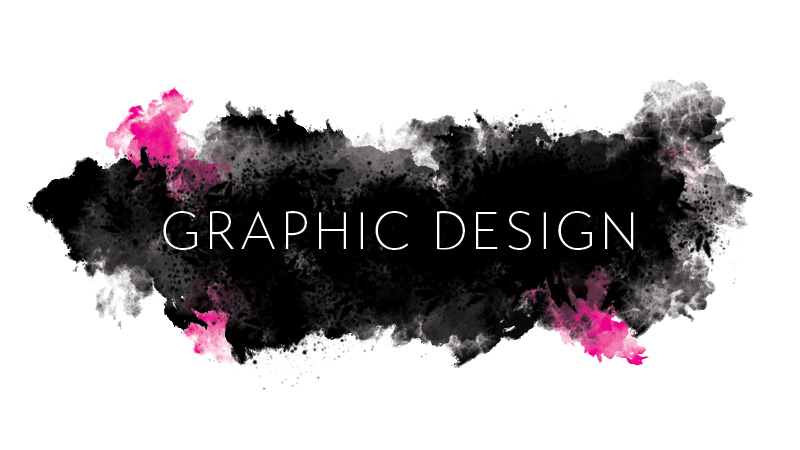 graphic design page link